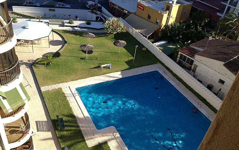 Appartamento con 5 stanze a 30 m dal mare benicasim - Mare castellon ...