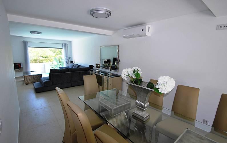 Luxuosa Sala de Jantar Algarve-Faro Loulé casa - Sala de Jantar