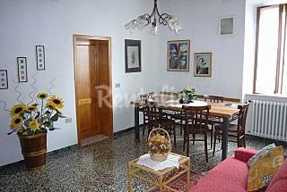 Wohnung für 4-5 Personen mit privatem Garten Pisa