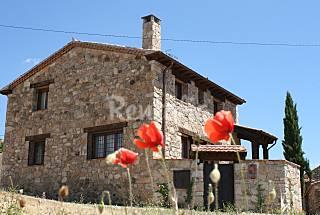 Casa Rural con vistas a  la Sierra de Guadar...