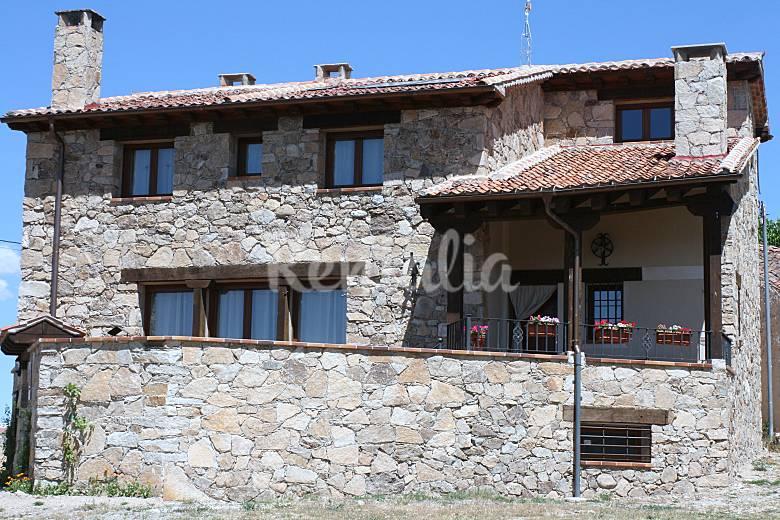 Alquiler vacaciones apartamentos y casas rurales en santo domingo de pir n segovia - Alquiler apartamentos segovia ...