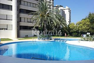 levante beach, downtown, wi fi, parking and pool Alicante