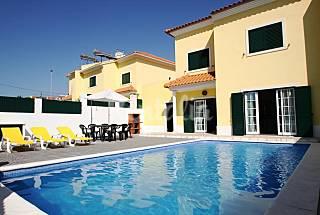 Villa Lago - Villa Moderna con Piscina cerca playa Lisboa