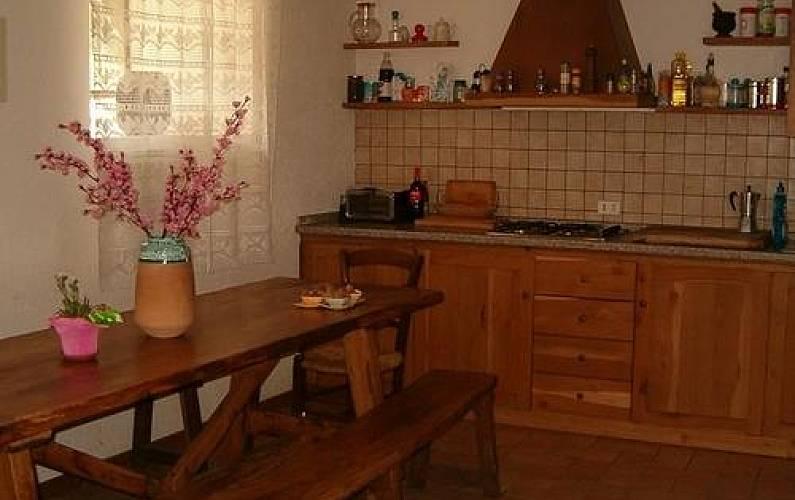 Casa Cucina Parma Borgo Val di Taro Casa di campagna - Cucina