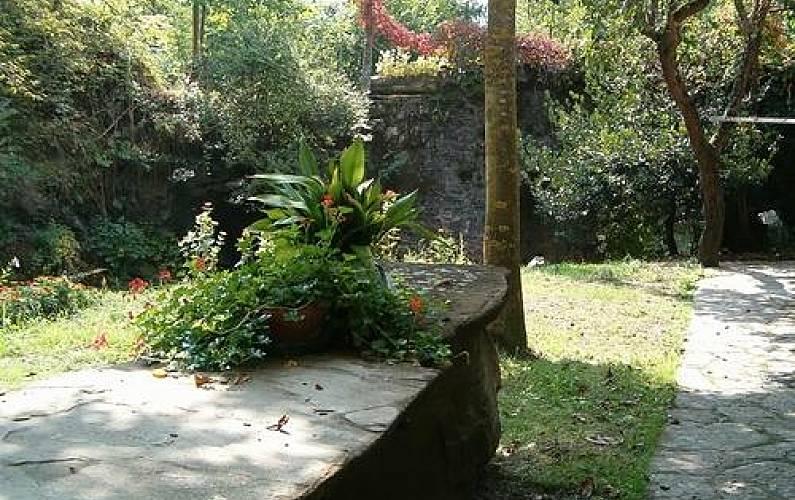 Casa Giardino Parma Borgo Val di Taro Casa di campagna - Giardino