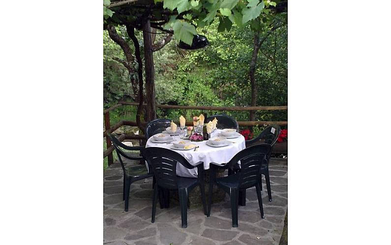 Casa Terrazza Parma Borgo Val di Taro Casa di campagna - Terrazza