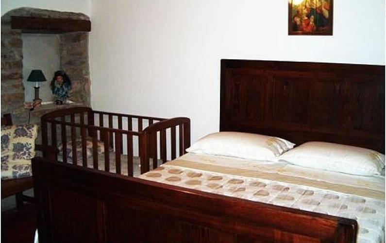 Casa Camera Parma Borgo Val di Taro Casa di campagna - Camera
