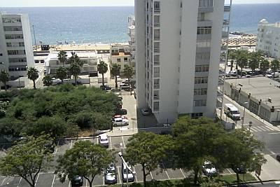 Apartamento para 5 pessoas junto da praia Algarve-Faro