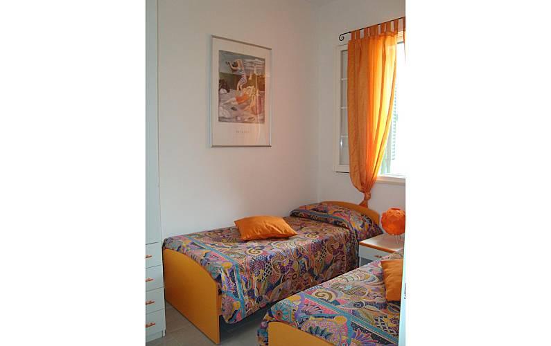 Apartment Bedroom Lecce Gallipoli Apartment - Bedroom