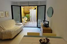 Apartamento diseño a 30 m Playa Gran. Internet Girona/Gerona