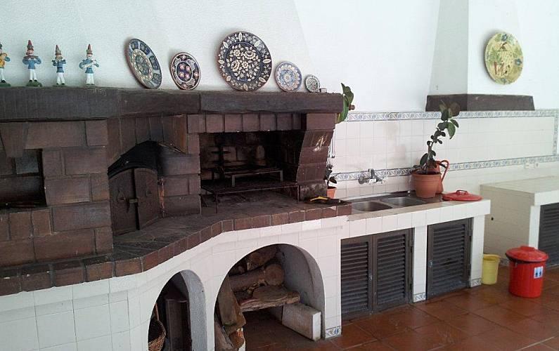 Perto Exterior da casa Setúbal Seixal vivenda - Exterior da casa