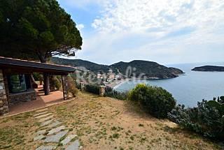 Villa con stupenda vista mare, Isola Elba