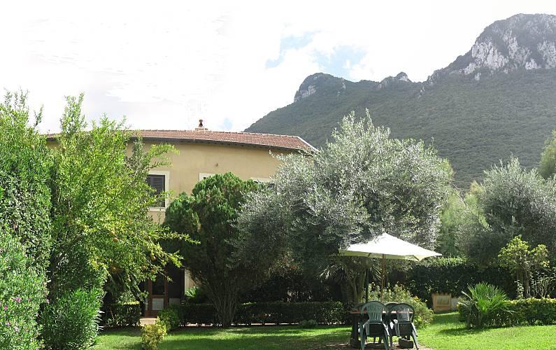 Villa in affitto a 100 m dal mare Latina -