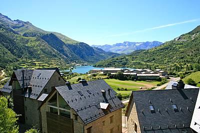 Apartamento de 2 habitaciones en Sallent -Formigal Huesca