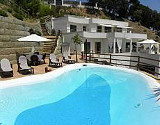 Villa en location avec piscine Barcelone