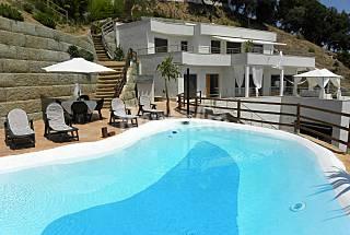 Vivenda para alugar com piscina Barcelona