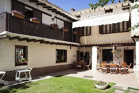 Alquiler De Casas Vacacionales En Novillas Zaragoza Rurales
