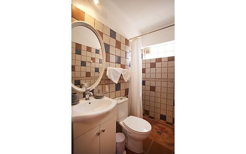 Badkamer Op Formentera : Huis met slaapkamers op meter van het strand sant ferran