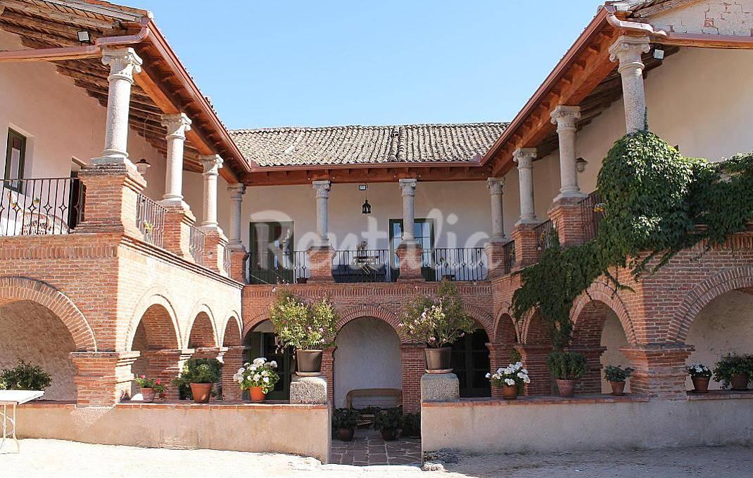 Palacio S. XVI ¡Cásate en el campo! Segovia