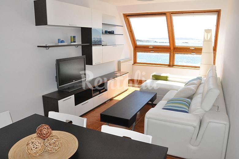 chaise longue en salon pequeno. Black Bedroom Furniture Sets. Home Design Ideas