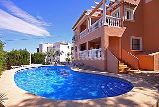 Villa con piscina, para 8 personas Alicante