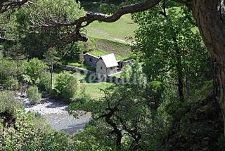 2 Casas con jardín privado Huesca