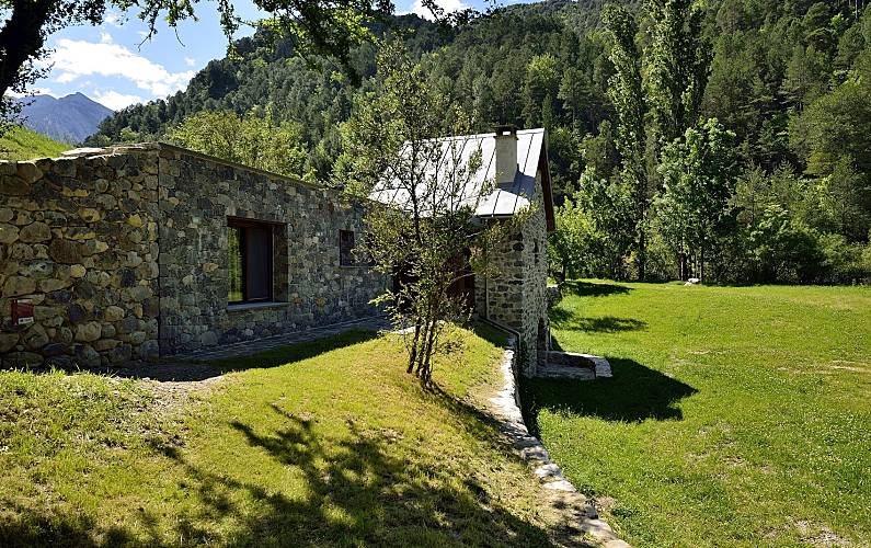 2 Outdoors Huesca Tella-Sin Cottage - Outdoors