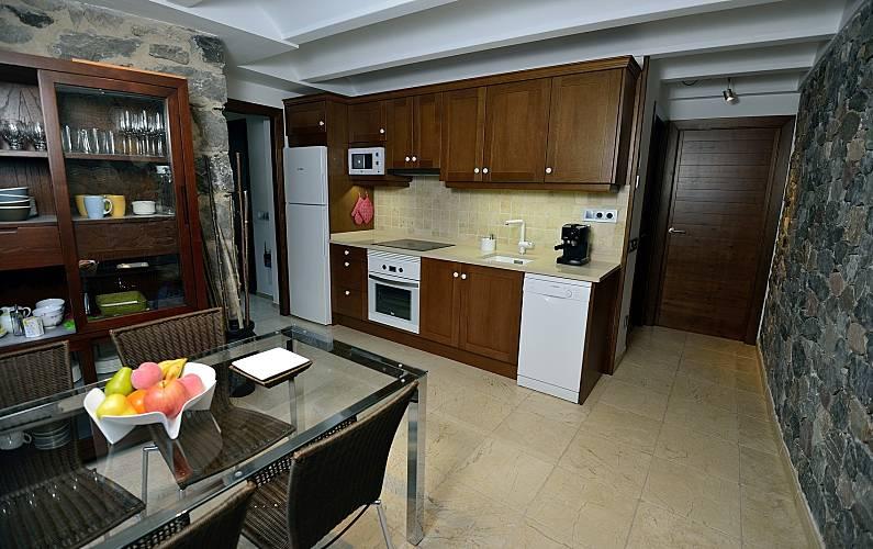 2 Kitchen Huesca Tella-Sin Cottage - Kitchen