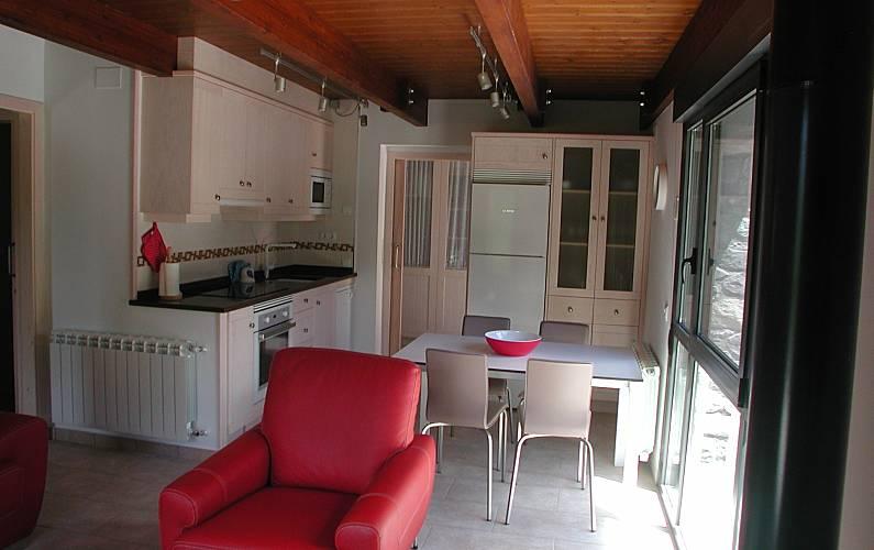 2 Indoors Huesca Tella-Sin Cottage - Indoors