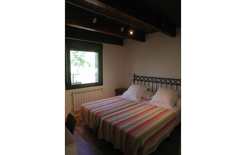 2 Bedroom Huesca Tella-Sin Cottage - Bedroom