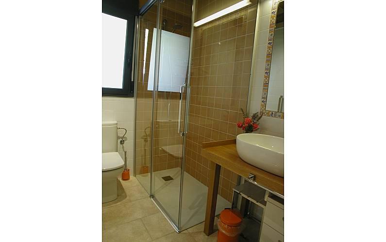 2 Bathroom Huesca Tella-Sin Cottage - Bathroom