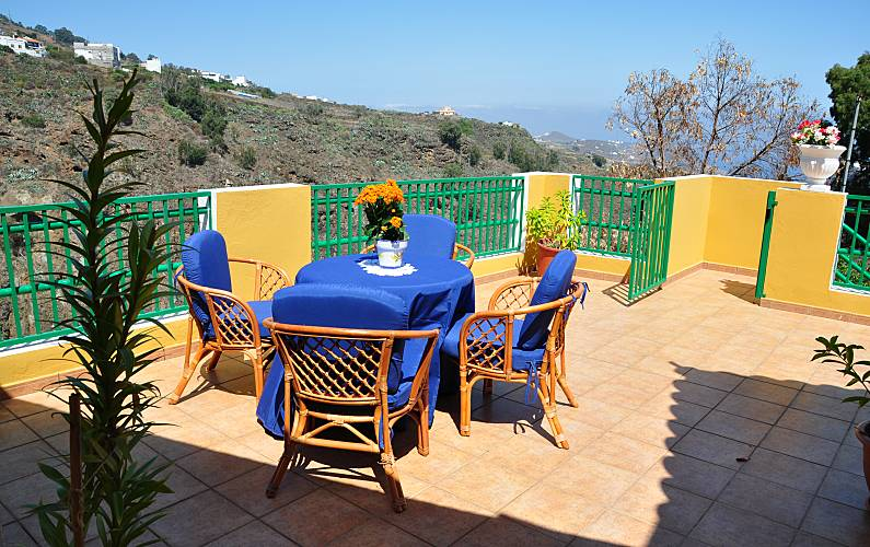 House with 3 bedrooms 5 km from the beach Gran Canaria - Terrace