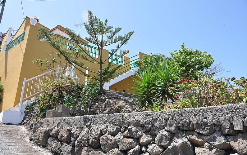 House Outdoors Gran Canaria Moya House - Outdoors