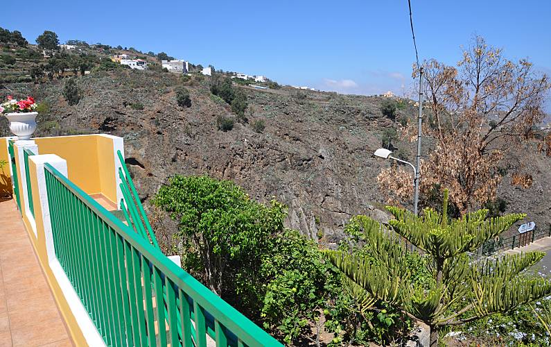 House Views from the house Gran Canaria Moya House - Views from the house