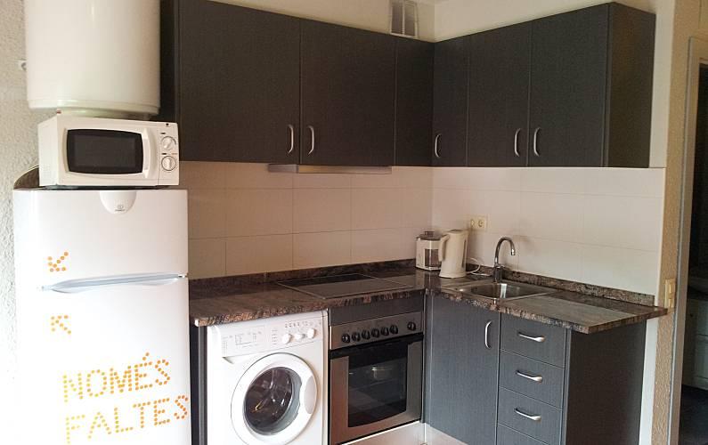 Apartamento Cocina Canillo Apartamento - Cocina