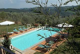 Villa pour 11-12 personnes avec piscine Florence