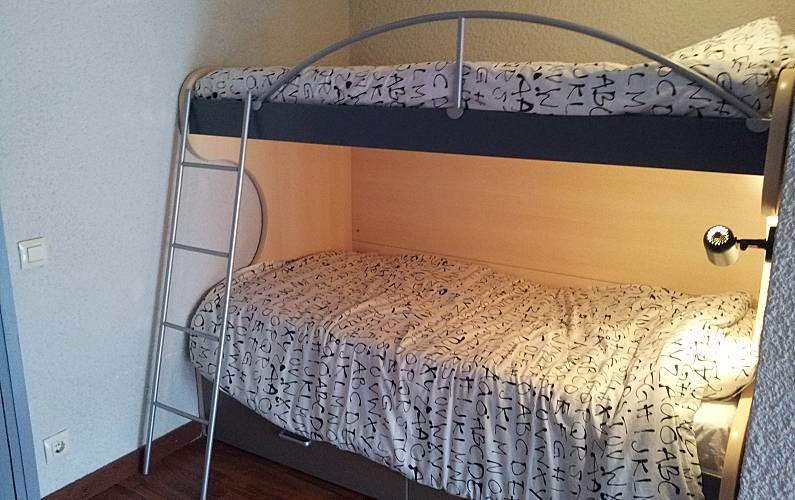 Apartment Bedroom Canillo Apartment - Bedroom