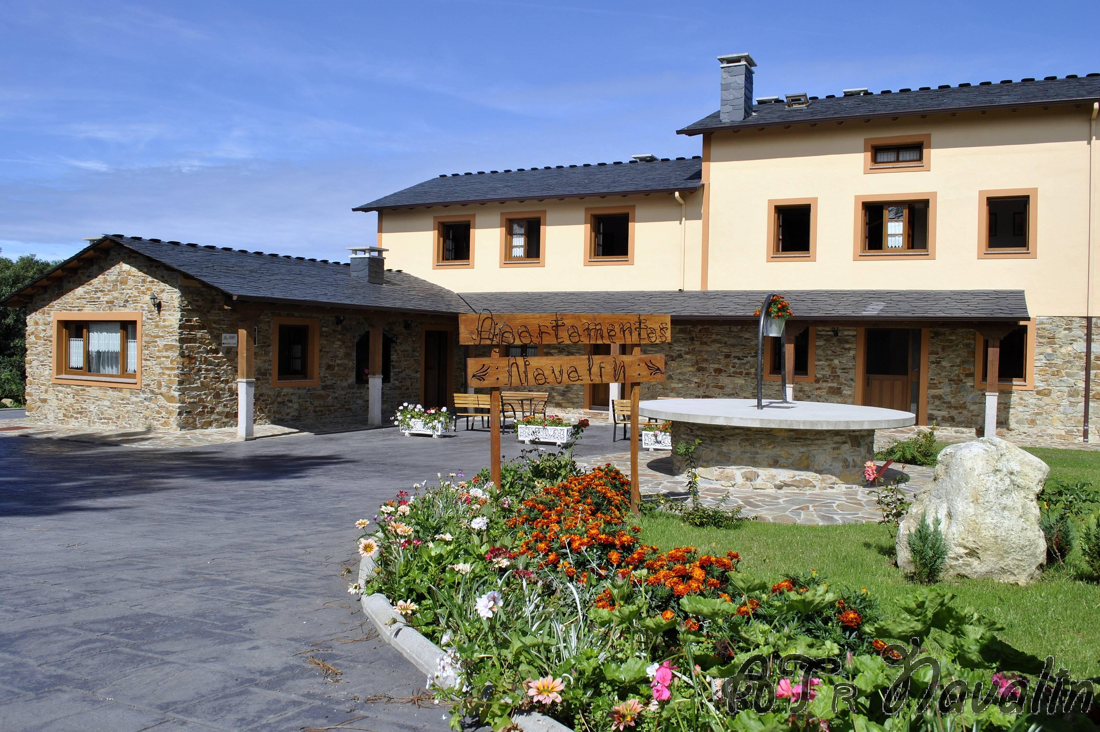 Apartamentos navalin serantes tapia de casariego asturias - Apartamentos baratos asturias ...