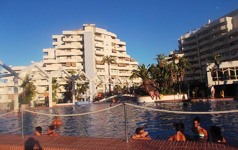 Apartamento Piscina Málaga Benalmádena Apartamento - Piscina