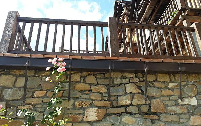 Apartment Terrace Huesca Benasque Apartment - Terrace