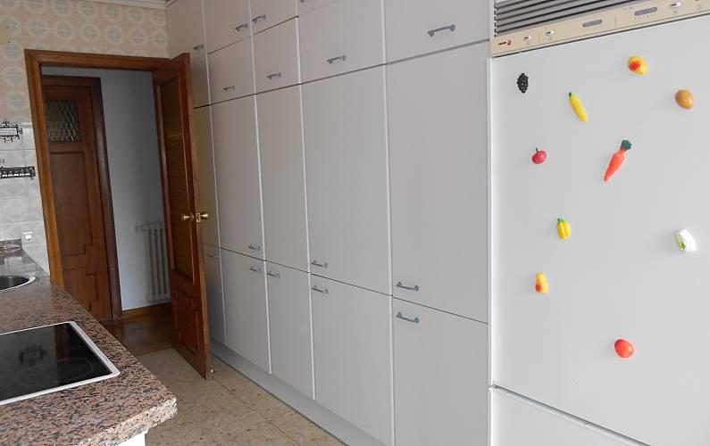 Amplio Cocina Valladolid Valladolid Apartamento - Cocina