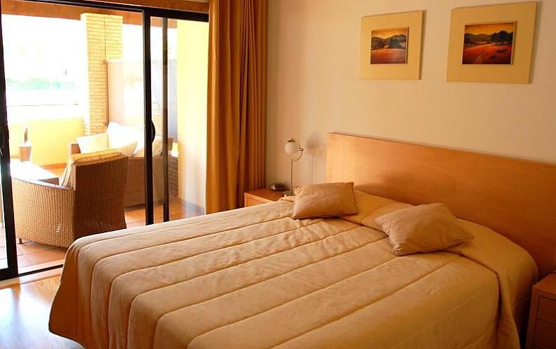 Maravilhoso Quarto Algarve-Faro Loulé Apartamento - Quarto