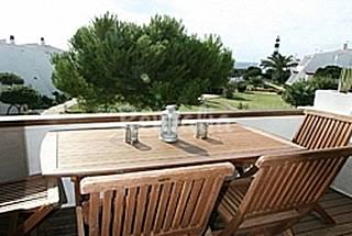 Apartamento de lujo frente al mar en lugar idílico Menorca