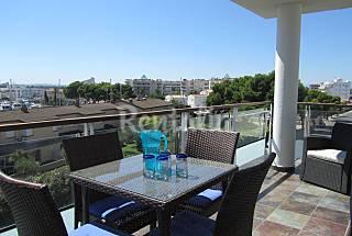 Apartamento de lujo Porto Marina cerca de la playa Girona/Gerona