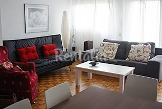 Apartamento con fibra optica 5/7 personas centro Valencia