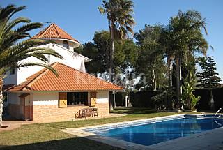 Villa per 11-13 persone a 300 m dalla spiaggia hutt-006512 Tarragona
