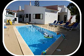 1 Villas for 6 people only 1500 meters from the beach Algarve-Faro