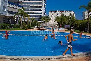 AG Eden Resort: apartamento de lujo con internet Valencia