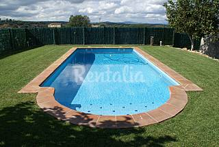 Villa for 7 people 4 km from the beach with pool Girona