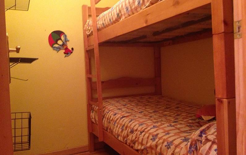 Apartment Bedroom Huesca Aisa Apartment - Bedroom